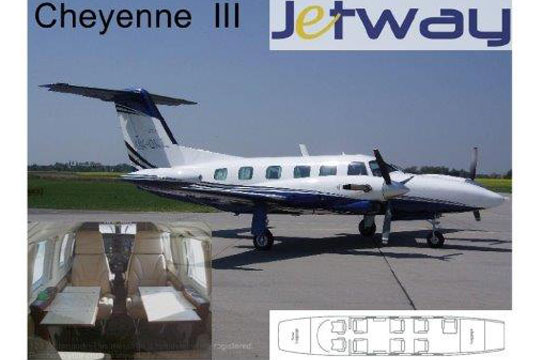 Cheyenne III